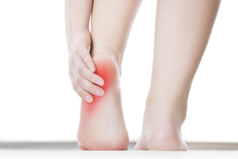 Pijn aan uw voet