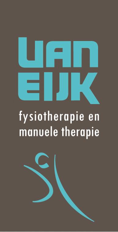 Logo Van Eijk fysiotherapie en manuele therapie